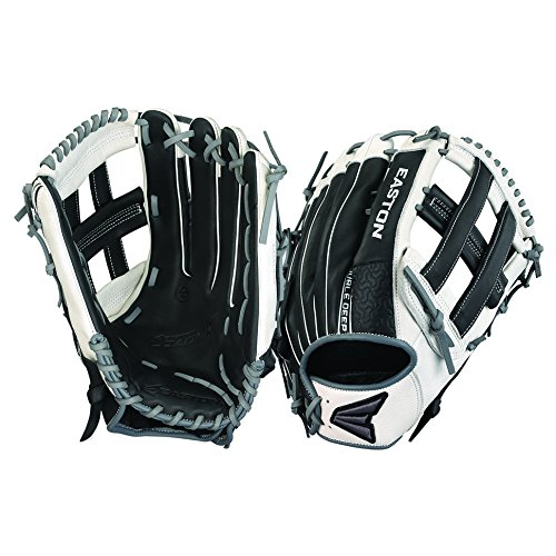 Easton Slowpitch Loaded1400 Slowpitch Loaded 1300, Outfield Pattern Glove, 14.00