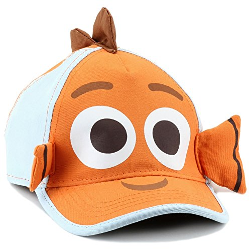 Disney Finding Dory Infant Baby Boys Nemo Baseball (Nemo Hat)