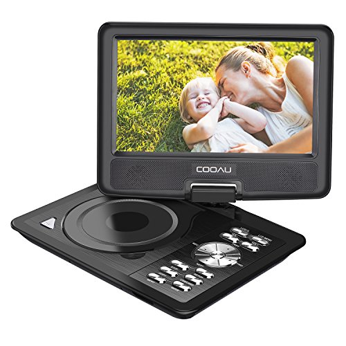Portable Dvd Player With 5 Hour Battery Life - 2