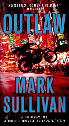 Outlaw Series - Outlaw: A Robin Monarch Novel (Robin Monarch series)