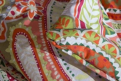 North End D/écor Polynesian Patchwork Queen 3-Piece Comforter Set North End Décor
