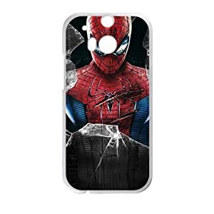 DAZHAHUI Spiter man Fashion Comstom Plastic case cover For HTC One M8