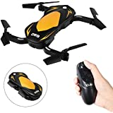 Physport RC Toys Drones with Camera Live Video Remote Control Quadcopter Gravity Sensor Headless Mode FPV WIFI APP Control Helicopter