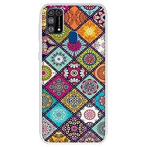 Amazon Brand – Solimo Designer Multicolor Artistic Pattern Printed Soft Back Case Mobile Cover for Samsung Galaxy M31…