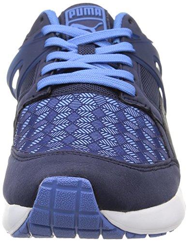 PumaAril 3D 1 - Zapatillas de Deporte Mujer Azul - Bleu (Marina Blue/Peacoat)