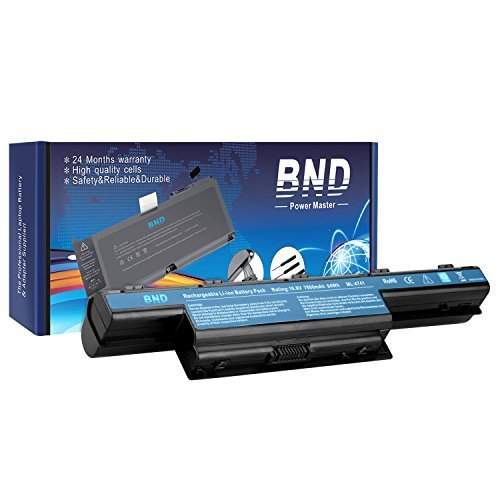 Bnd 7800Mah Laptop Battery  With Samsung Cells  For Acer As10d31 As10d51 Acer Aspire 5253 5251 5336 5349 5551 5552 5560 5733 5733Z Acer Travelmate 5740 5735 5735Z 5740G Gateway Nv55c Nv50a Nv53a Nv59c