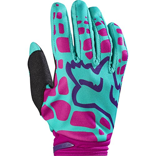 2017 Fox Racing Womens Dirtpaw Gloves-Purple/Pink-S