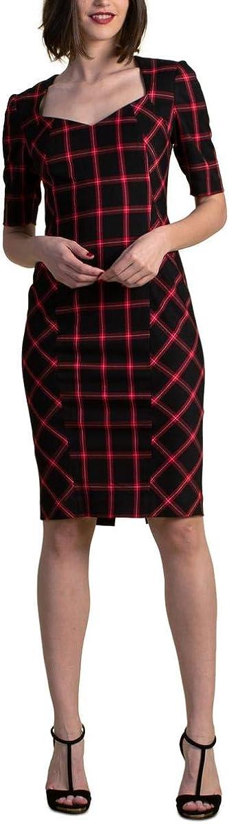 Trina Turk Women's Chiyah Complete Brand Cheap Sale Venue Free Shipping Dress