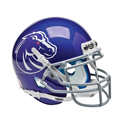 NCAA Boise State Broncos Replica Helmet, One Size by Schutt