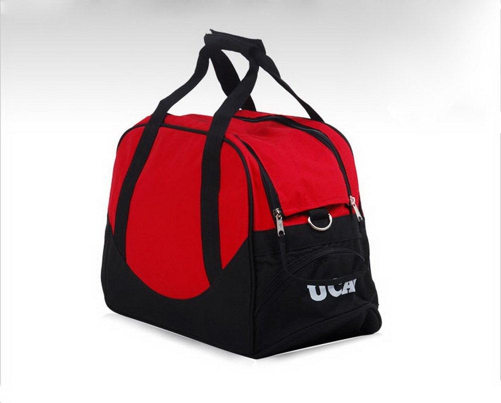 00870c6aab93 Red Duffle Bag Football Equipment Bag