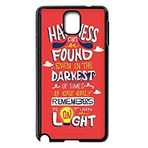 Plastic Durable Cover Xdeh Harry Potter quotes For Samsung Galaxy Note 3 N9000 Cases Cell phone Case
