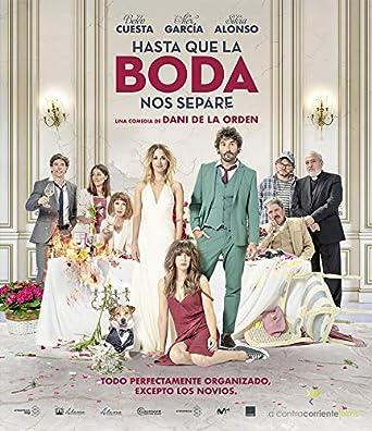 The Wedding Unplanner 2020 Hasta Que La Boda Nos Separe Blu Ray Reg A B C Import Spain Antonio Dechent Malena Alterio Antonio Resines Belén Cuesta álex García Silvia Alonso