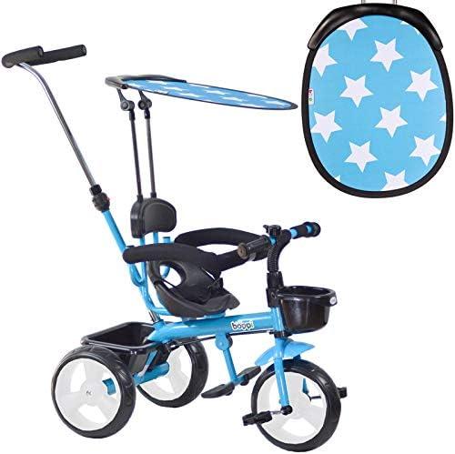 boppi 4-in-1-Dreiräder Blau