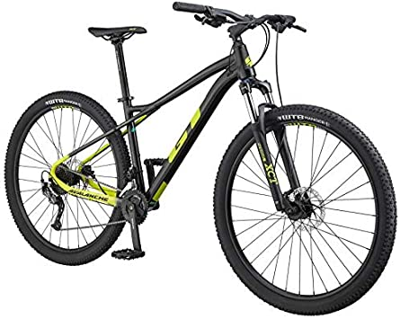 GT Avalanche Sport Bicicleta Ciclismo, Adultos Unisex, Negro ...
