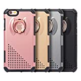 Dream Wireless Cell Phone Case for Apple iPhone 6/6s - METALLIC ROSE GOLD PAINT