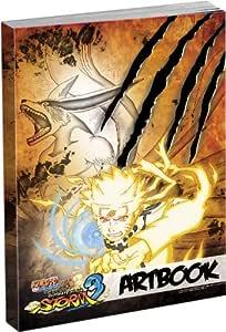 Naruto Shippuden: Ultimate Ninja Storm 3 - Artbook ...