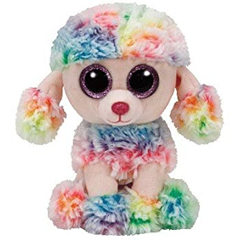 d433a0510db Amazon.com  Ty Beanie Boos - Princess the Poodle  Toys   Games