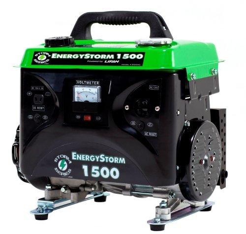Equip Source Lifan Energy Storm ES1500 1500 Watt 3 HP 97c...