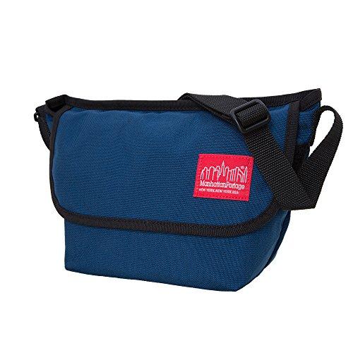 Manhattan Portage Nylon Messenger Bag (XXS), Navy