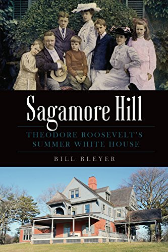 Sagamore Hill  Theodore Roosevelts Summer White House  Landmarks