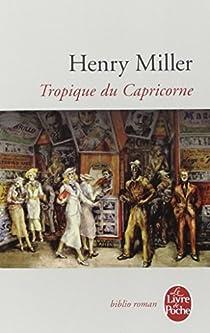 Tropique du Capricorne par Miller