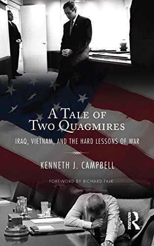 Tale of Two Quagmires: Iraq, Vietnam, and the Hard Lessons of War (International Studies Intensives) by Brand: Paradigm Publishers