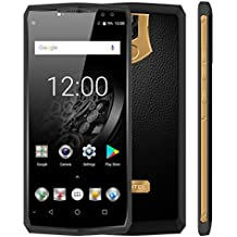 OUKITEL K10 6GB+64GB 11000mAh Battery 6.0 inch Android 7.0 Helio P23 Octa Core up to 2.0GHz GSM & WCDMA & FDD-LTE (Gold)