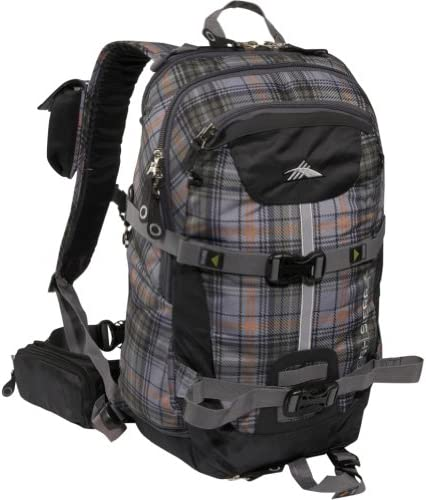 High Sierra Adventure Outdoor Seeker 22L Frame Pack