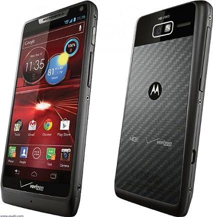 droid motorola verizon. Motorola Droid RAZR M, Black 8GB, No Contract (Verizon Wireless) Verizon
