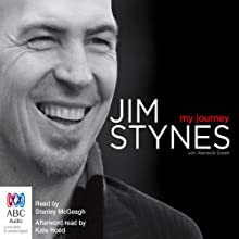 My Journey Audiobook by Jim Stynes, Warwick Green Narrated by Stanley McGeagh, Kate Hood