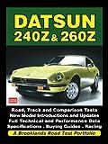Datsun 240Z & 260Z (Road Test Portfolio)
