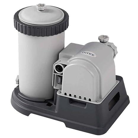 Intex 28634 - Depuradora cartucho tipo B Krystal Clear 9.463 litros/hora