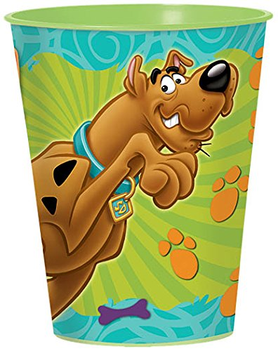 Amscan Scooby Doo Party Supplies 16oz Favor Cup (Each)