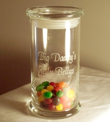 Personalized Candy, Cookie Jar, Cannister