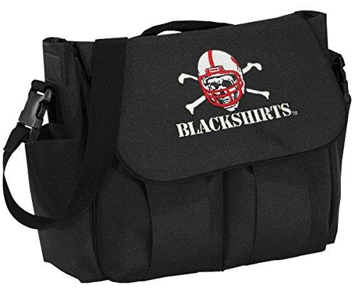University of Nebraska Blackshirts Diaper Bag Nebraska Blackshirts Baby Shower G