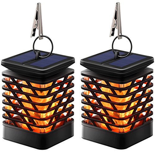 Hanging Outdoor Solar Lighting