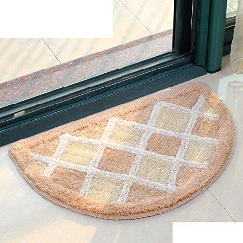 Semicircle-matwater-absorption-door-matbathroom-non-slip-matsKitchen-bathroom-door-door-mat