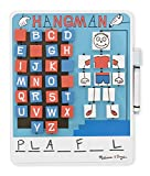 Toys : Melissa & Doug Flip to Win Travel Hangman Game - White Board, Dry-Erase Marker
