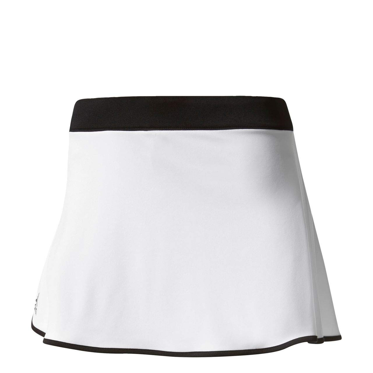adidas Aspire Skort Falda de Tenis, Mujer, Negro/Blanco, 2XS ...