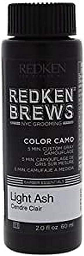 REDKEN BREWS CAMO Color Camo, Cendre Clair - 60 ml
