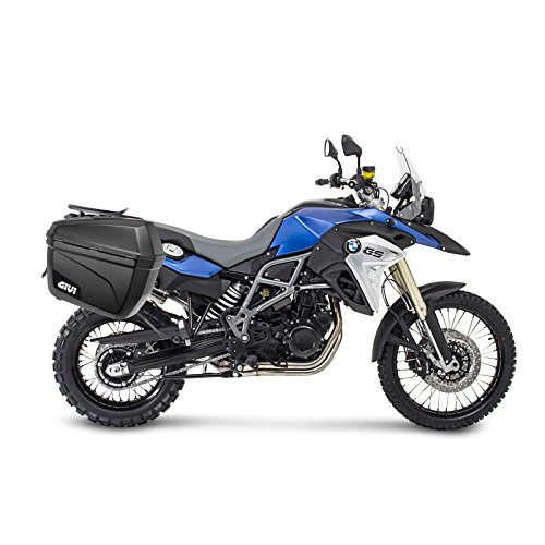 Seitenkoffer Set KTM 990 Adventure// R//S 06-12 Givi Monokey E22N schwarz 22 Liter