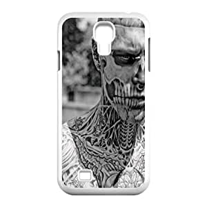 Generic Skull action TPU Cell Phone Cover Case for Samsung Galaxy S4 I9500 AS1W9448969