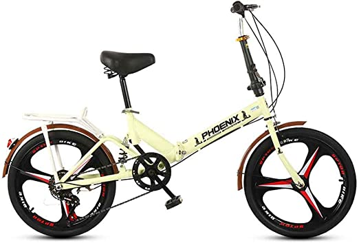 L-SLWI 20 Pulgadas Variable Plegable Velocidad De Bicicletas Niño ...