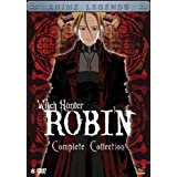 Witch Hunter Robin-Complete