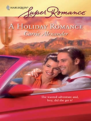 book cover of A Holiday Romance