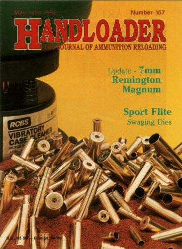 (Handloader Magazine - June 1992 - Issue Number 157)