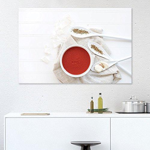 Spoons of Seasonings on White Table Gallery