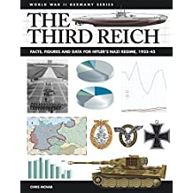 The Third Reich: Facts, Figures and Data for Hitler's Nazi Regime, 1933–45 (WWII Germany)