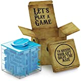 Money Maze Unique Way to Give Gifts for Special People - Perfect Gift Puzzle Box for Kids - Safe for Children - 100% Satisfaction Guaranteed!