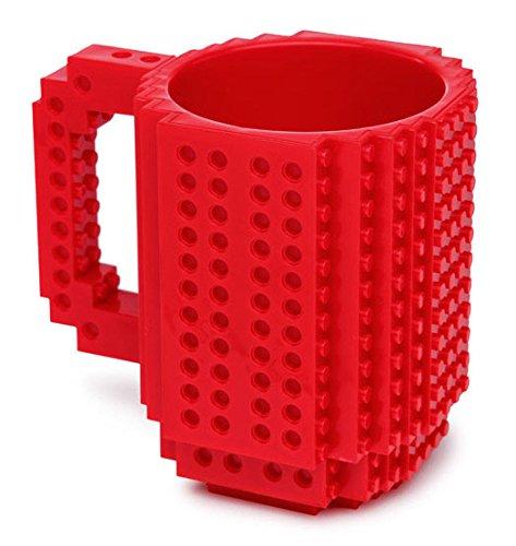 OliaDesign Build Brick Mug Coffee